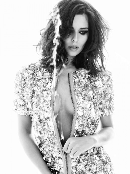 Cheryl Cole by Alexi Lubomirski for Harper's Bazaar UK June 2010