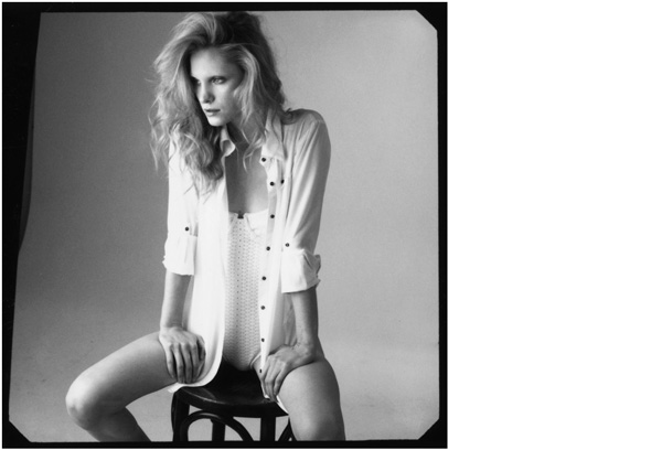 Chloe Callahan by Blossom Berkofsky | TEST Magazine
