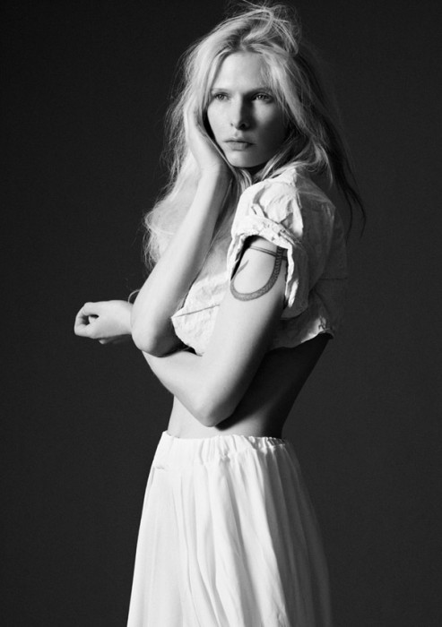 Christina Kruse for Twin #2 by Paul Wetherell