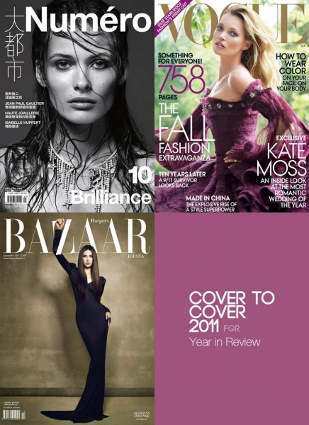 Cover to Cover | Year in Review 2011