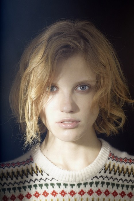Portrait   Dace Burkevica by Annelise Phillips