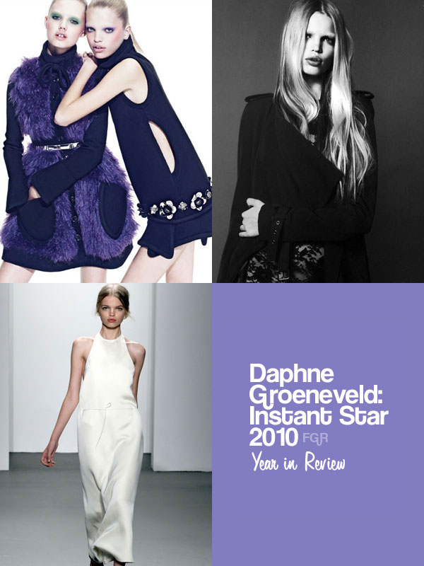 Year in Review | Daphne Groeneveld: Instant Star 2010