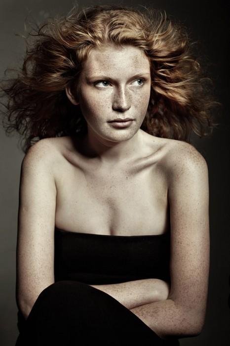 Fresh Face | Darya Novitskaya by Dmitry G. Pavlov
