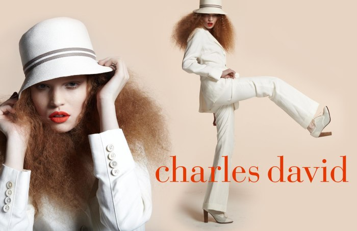 Charles David Spring 2011 Campaign Preview | Luisa Bianchin by Francesco Carrozzini