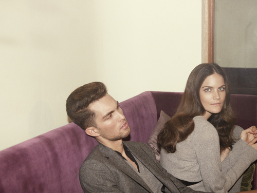 Campaign | Day Birger et Mikkelsen Fall 2009 by Hasse Nielsen