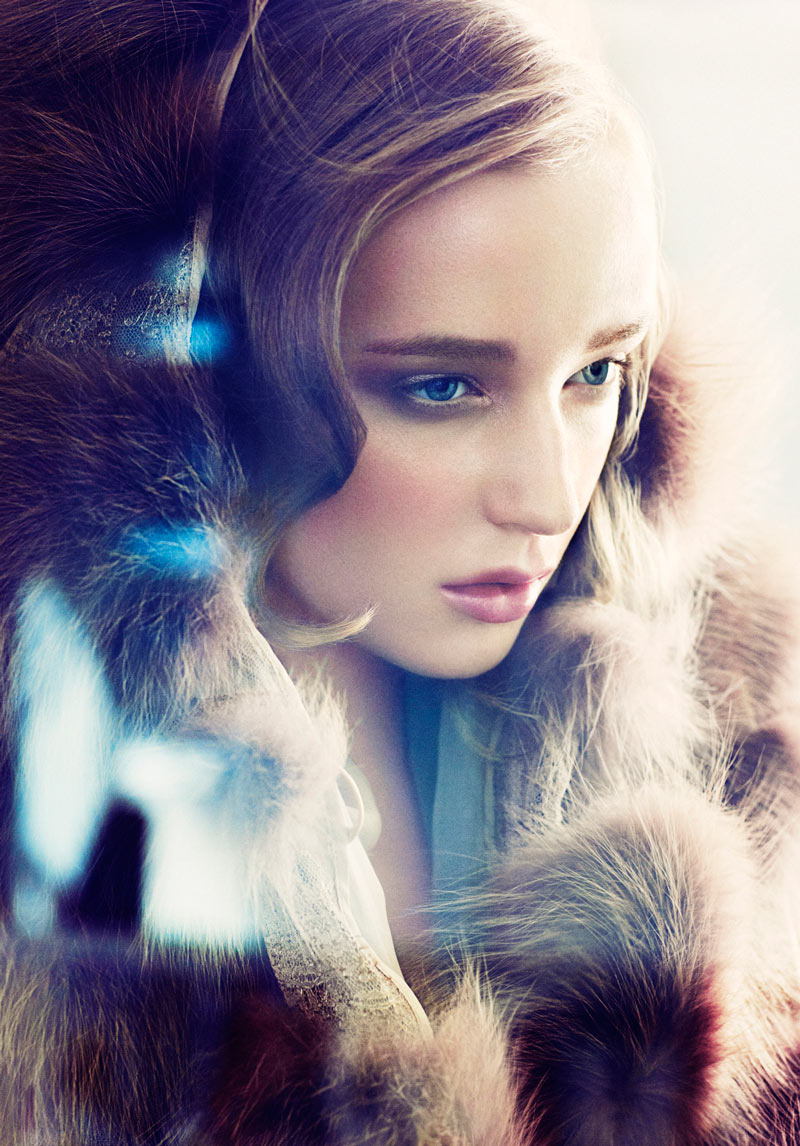 Dempsey Stewart by Emma Tempest for Vogue Russia January 2012