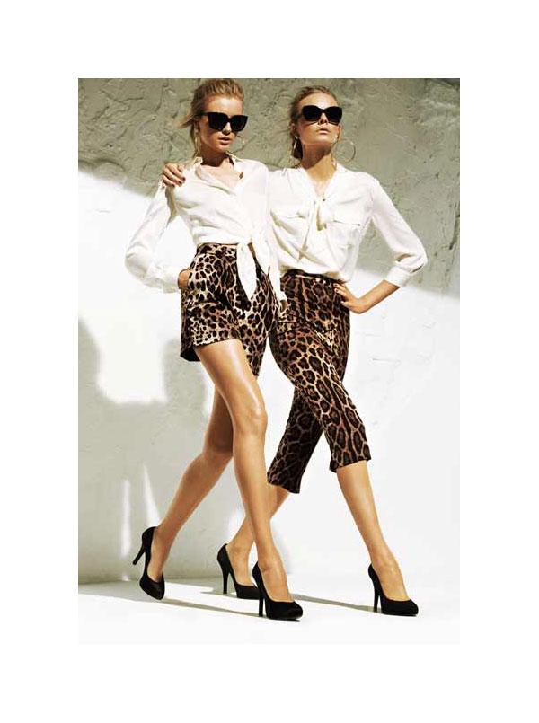 Dolce & Gabbana Summer 2011: Vlada, Nimue & Sara B