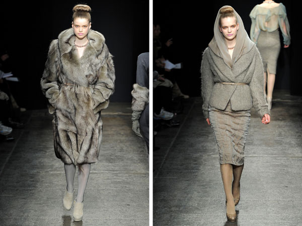 Donna Karan Fall 2011 | New York Fashion Week