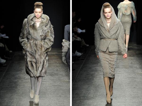 Donna Karan Fall 2011 | New York Fashion Week