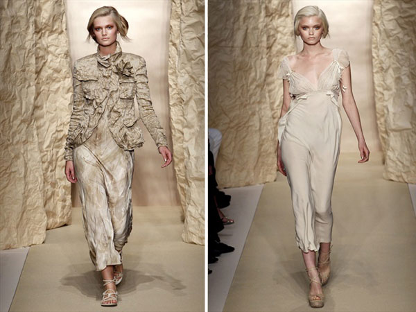 Donna Karan Spring 2011 | New York Fashion Week