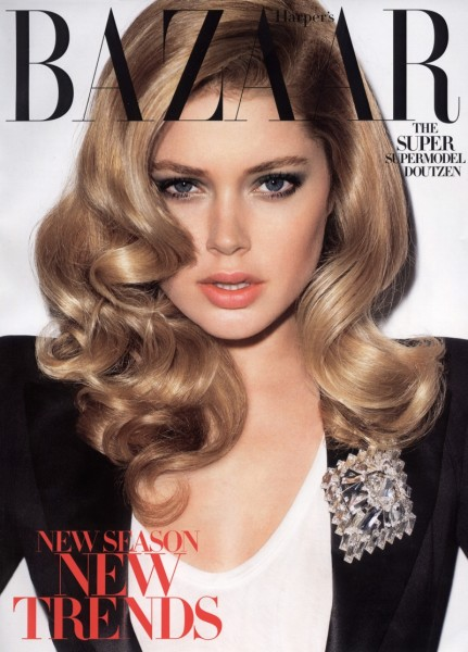 Doutzen for Harper's Bazaar US