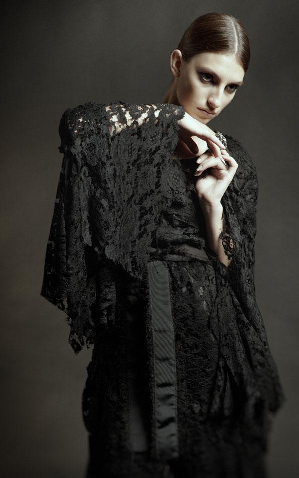 Portrait | Ekaterina Shemonaeva by Dmitry G. Pavlov