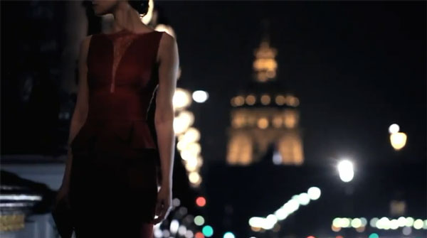 See Elie Saab's Pre-Fall 2012 Collection in the Short Film, 'Balade à Paris'