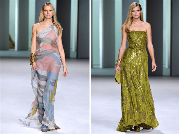 Elie Saab Spring 2011 | Paris Fashion Week