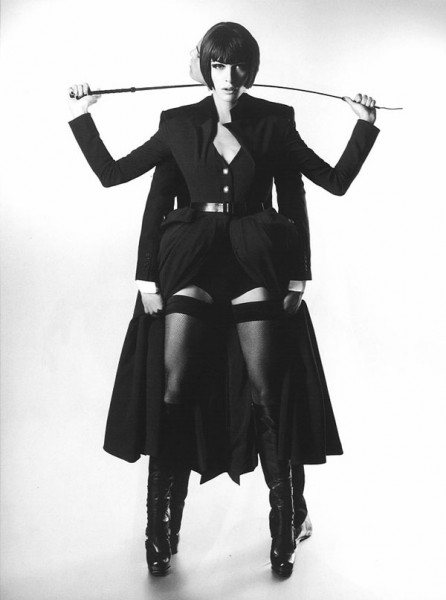 Elisa Sednaoui by Karl Lagerfeld | Numéro #111