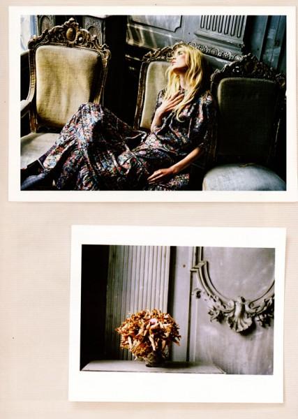 Crash F/W 2009 | Elsa Sylvan by Alexandra Catiere