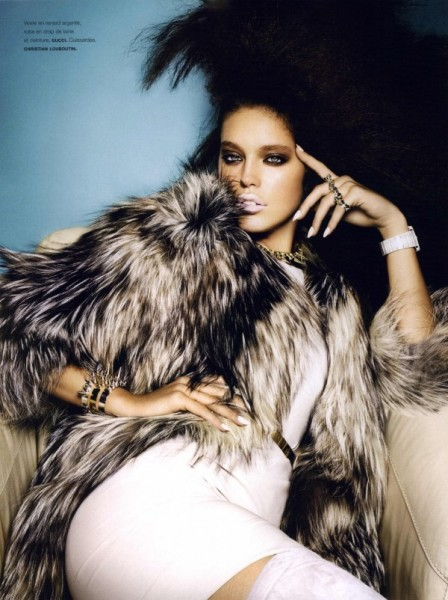 Emily Didonato by Miguel Reveriego for <em>Numéro</em> #118