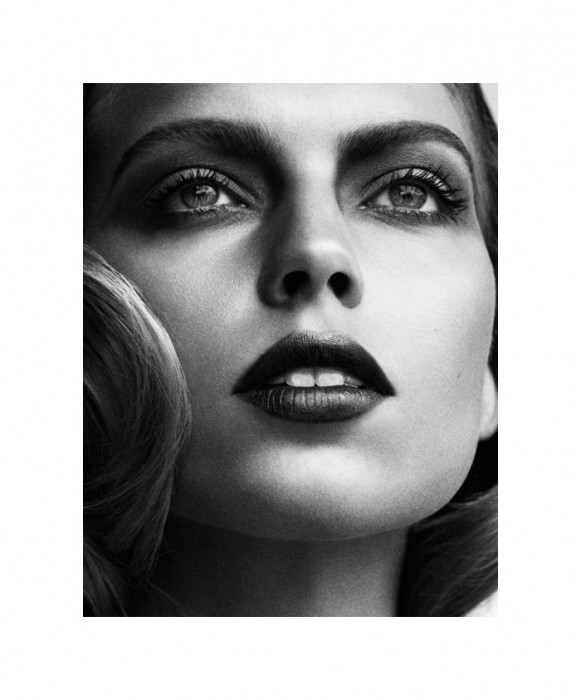 Emily Senko by Marcus Ohlsson for Velvet May 2012