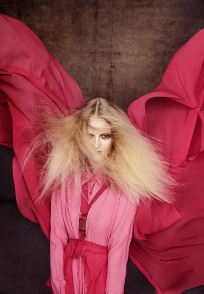 Emma Karlsson by Jesse Laitinen for Contributor Magazine #5