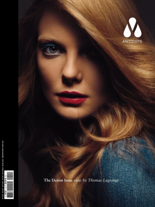 Antidote Magazine Issue #1 Cover | Eniko Mihalik