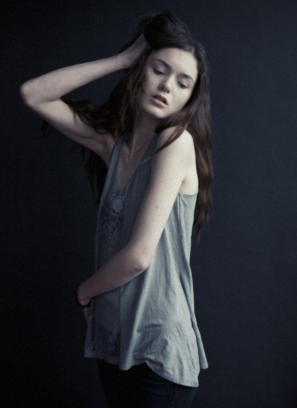 Fresh Face | Erica Fletcher by Ross Shields