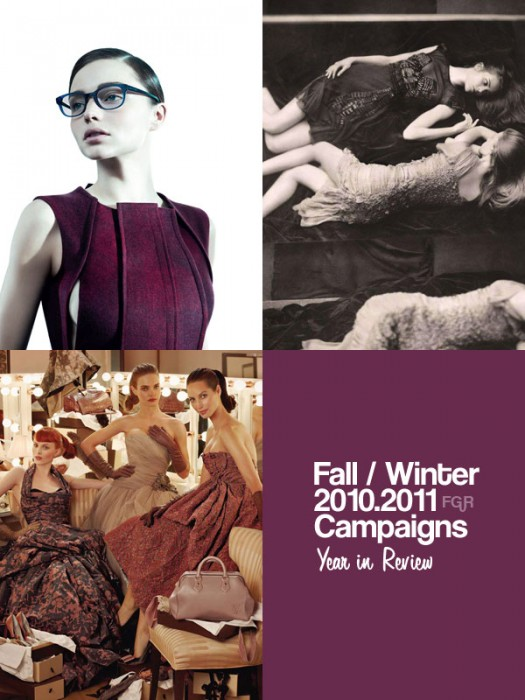 Year in Review | Fall/Winter 2010 Campaigns