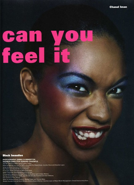 Can You Feel It – More From i-D Pre-Fall 2009