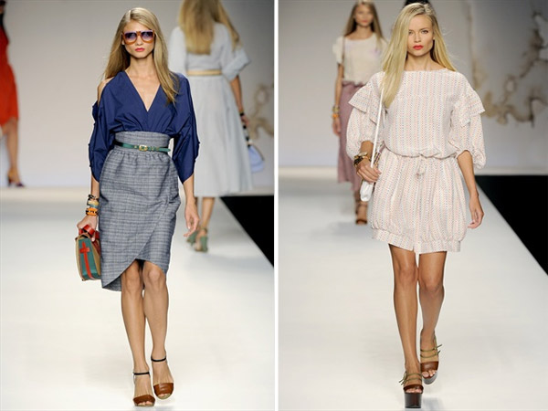 Fendi Spring 2011 | Milan Fashion Week