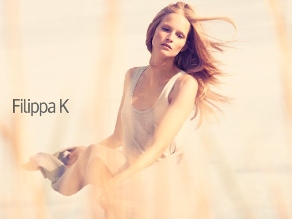 Filippa K Spring 2011 Campaign | Katrin Thormann by Camilla Akrans