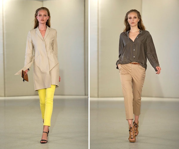 Filippa K Spring 2011 | Stockholm Fashion Week