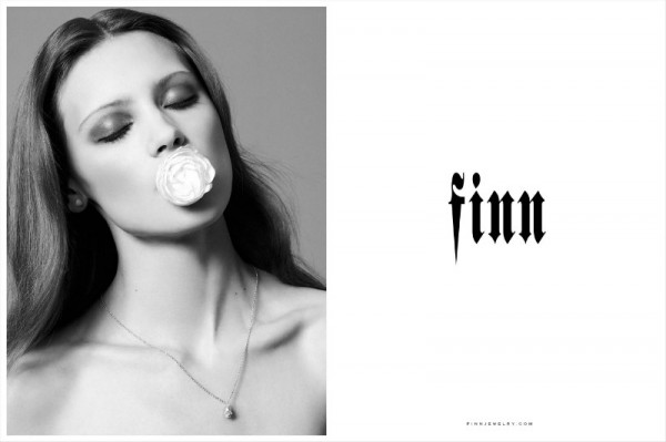 Nagi Sakai Captures Stunning Portraits for Finn Jewelry's Fall 2012 Campaign