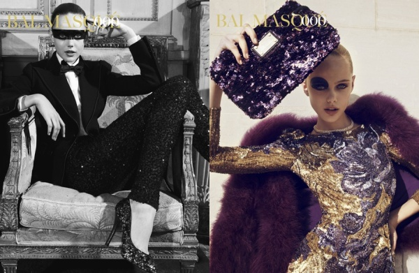 Snap! | Frida Gustavsson by Sharif Hamza for Vogue Paris