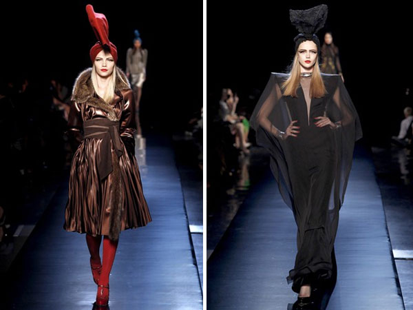 Jean Paul Gaultier | Paris Haute Couture Fall 2010
