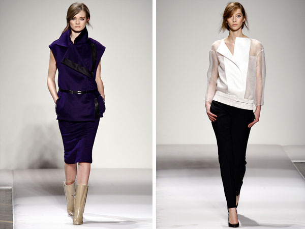 Gianfranco Ferré Fall 2011 | Milan Fashion Week