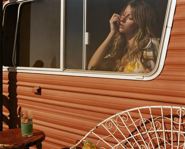 Morning Beauty | Gisele Bundchen by Carter Smith
