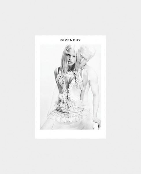 Givenchy Spring 2011 Campaign Preview | Daphne Groeneveld & Stephen Thompson by Mert & Marcus