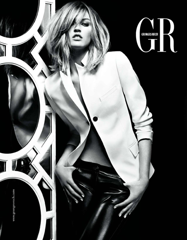 Georges Rech Spring/Summer 2010 Campaign Preview | Ali Stephens by Greg Kadel