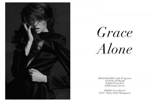 Grace Hartzel by Attilio D'Agostino for Fashion Gone Rogue