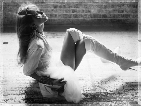 Muse #20   Abbey Lee Kershaw by Greg Kadel