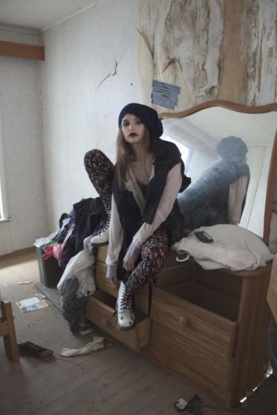 CeCe Yoost by Karen Inderbitzen-Waller for No. Magazine