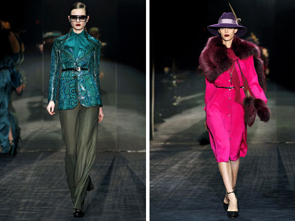 Gucci Fall 2011 | Milan Fashion Week