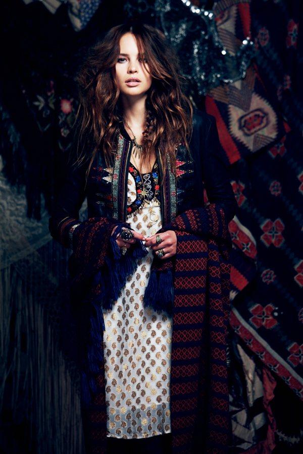 Free People's September Lookbook Focuses on Gypsy Style