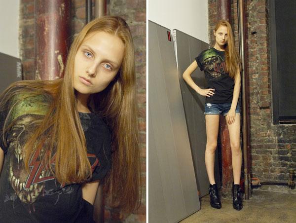 Casting Call | Hanna Samokhina
