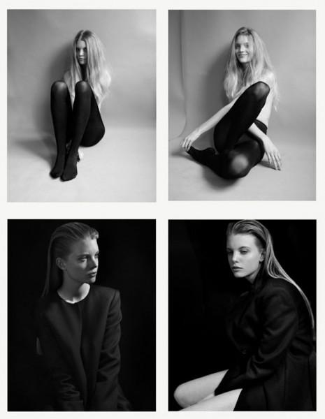 Portrait | Hanne Bruning by Jacob Sadrak