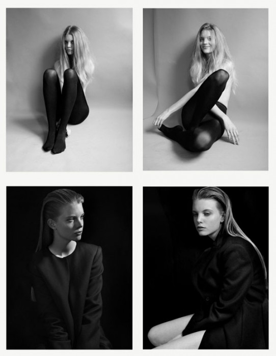 Portrait | Hanne Bruning by Jacob Sadrak