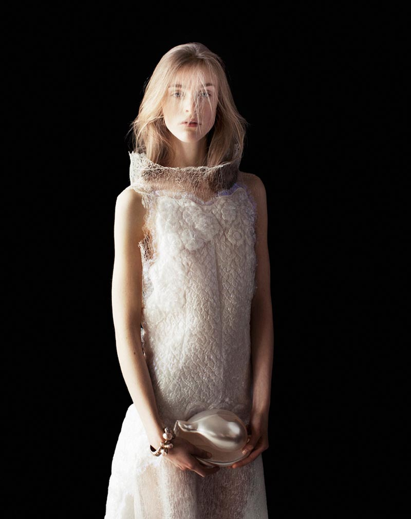 Hedvig Palm is Ethereal in Elle Sweden June, Shot by Julia Hetta