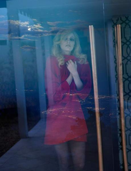 Heidi Mount by Jeff Burton for <em>Numéro</em> #117