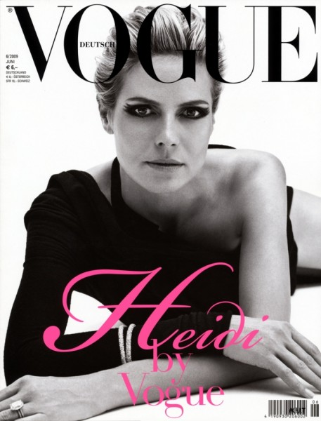 Vogue Germany June – Heidi Klum