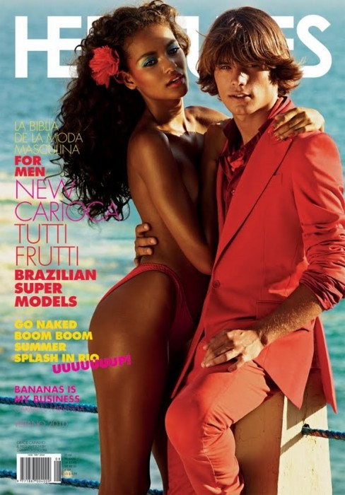 Hercules #8 Spring 2010 | Gracie Carvalho & Fred Laatsch by Giampaolo Sgura