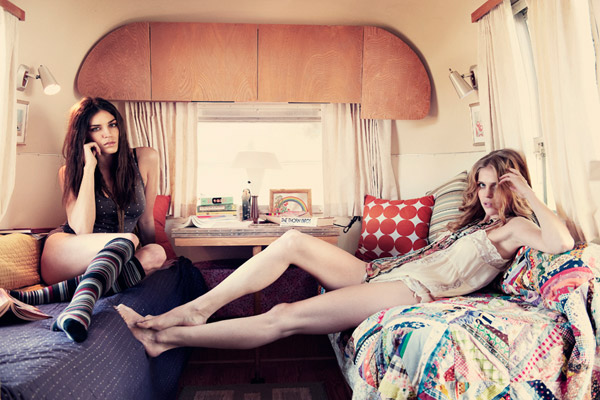Portrait | Barbora Vesela & Marion Sealy by Nicole Hill